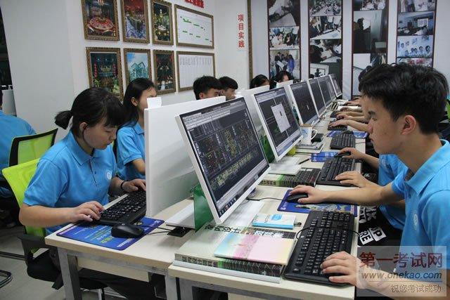贵州新华环境艺术设计实训与现实结合,训出新高度