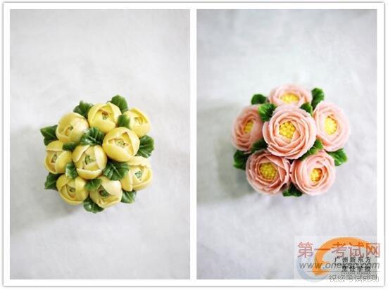 韩式裱花整款制作(刺绣裱花,异性蛋糕制作)……图片