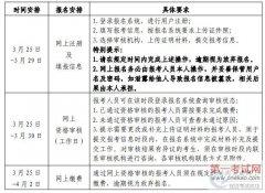 2021年北京二级建造师报名时间